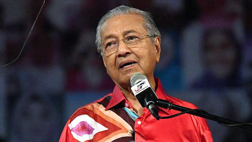 Malezya Başbakanı Mahathir Muhammed: İslam düşmanlığı, İsrail'in kuruluşundan ötürü var