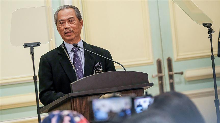 Malezya Başbakanı Muhyiddin yeni kabineyi açıklandı
