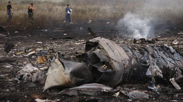 Malezya uçağının düşme nedeni belli oldu