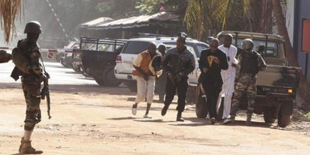 Mali'de çatışma! Çok sayıda ölü var