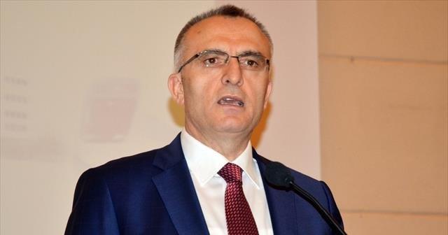 Maliye Bakanı Ağbal hükümetin işsizlik hedefini açıkladı