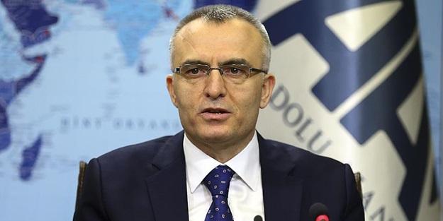 Maliye Bakanı Ağbal'dan yatırımcıya müjde