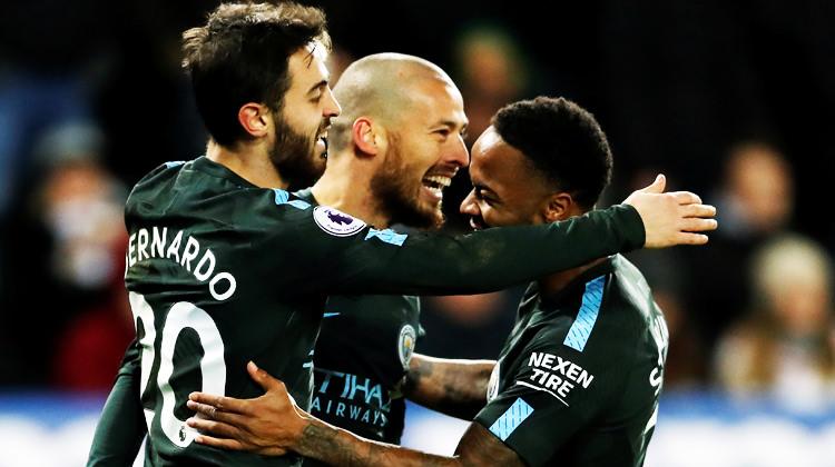 Manchester City rakip tanımıyor