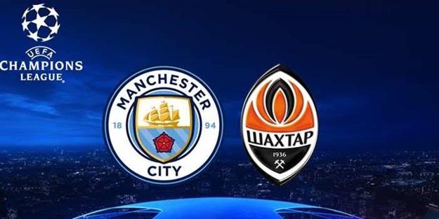 Manchester City Shakhtar Donetsk maçı ne zaman saat kaçta hangi kanalda? Şampiyonlar Ligi 5. hafta