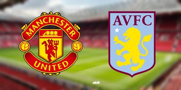 Manchester United Aston Villa maçı ne zaman? Maç saat kaçta hangi kanalda? Premier Lig 14. hafta