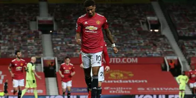 Manchester United hata yapmadı