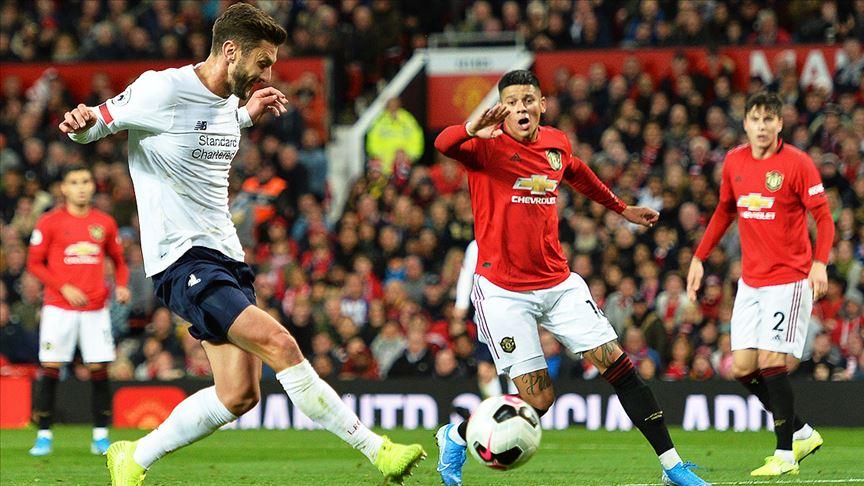 Manchester United Liverpool'un serisini sonlandırdı