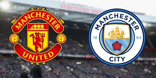 Manchester United Manchester City maçı ne zaman saat kaçta hangi kanalda? | Premier Lig