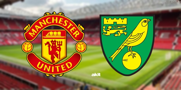 Manchester Utited Norwich City Premier Lig maçı ne zaman, saat kaçta ve hangi kanalda?