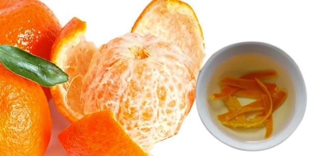 Mandalina kabuğu çayı faydaları neler? Mandalina kabuğu çayı neye iyi gelir?