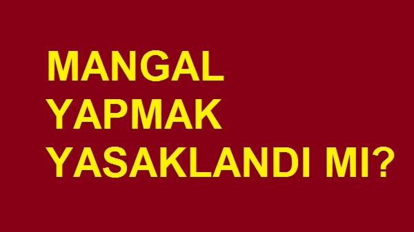Mangal yakmak yasaklandı mı? | Mangal yakma cezası ne kadar 2020