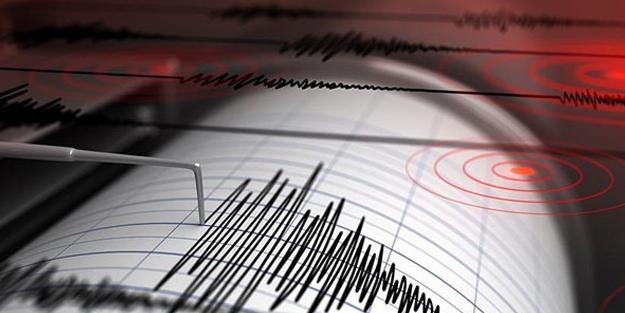 O ilimizde 4.8 büyüklüğünde deprem!