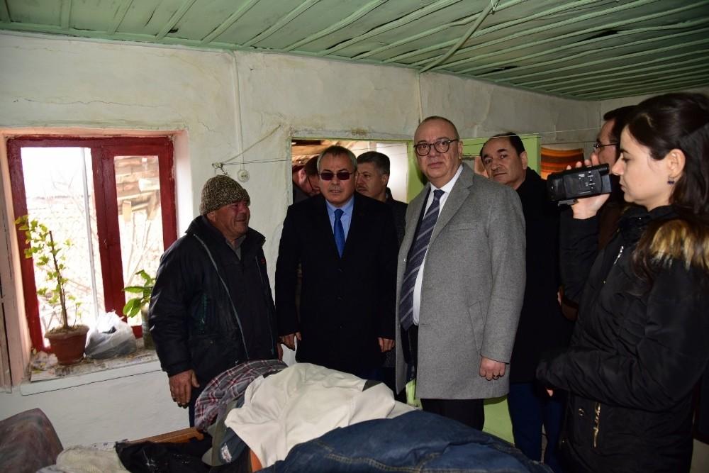 Manisa Büyükşehir'den depremzedelere 2 milyon 399 bin lira destek