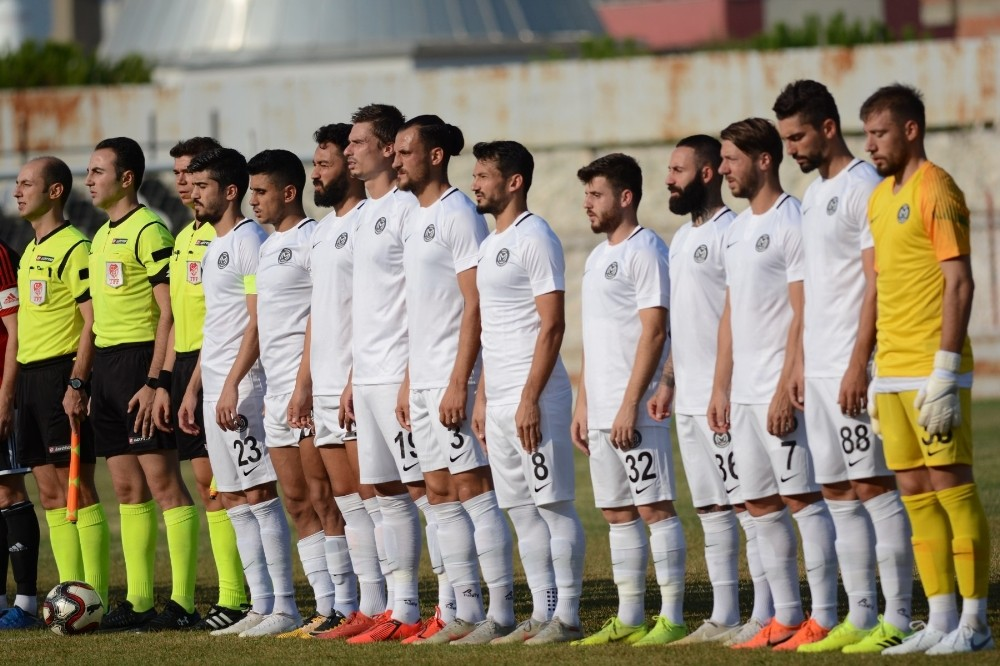 Manisa FK, sezona Zonguldak Kömürspor maçı ile başlıyor