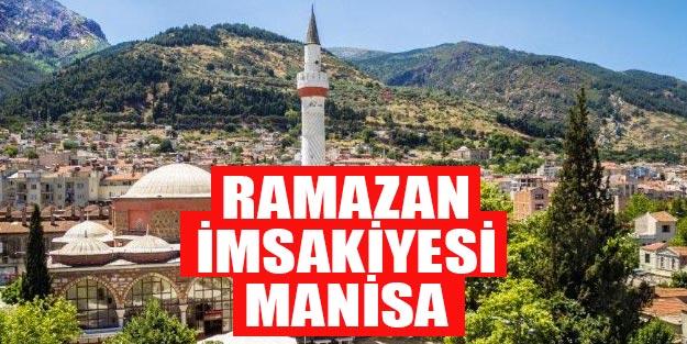 Manisa imsakiye 2019 Manisa imsak vakti diyanet Ramazan