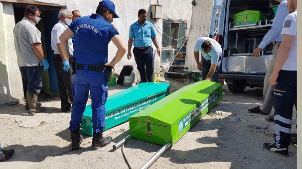 Manisa'da annesini öldürüp intihar etti