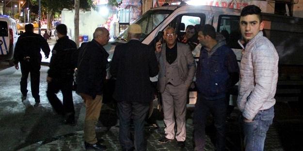 Manisa'da deprem iddiası halkı sokağa döktü