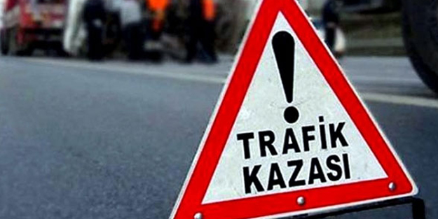 Manisa'da trafik kazası: 1 kişi hayatını kaybetti