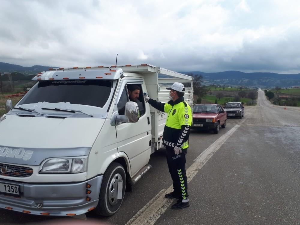 Manisa'ya gelen vatandaşlara 14 günlük karantina süresi uygulanıyor