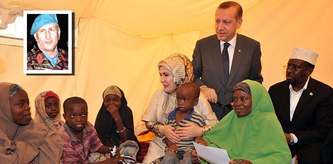 Çevik Bir'in Somali'de açtığı yaralar, Erdoğan'la iyileşti