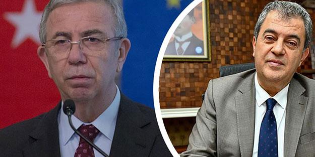 Mansur Yavaş, Erdoğan Öztürk'ü terfi ettirdi