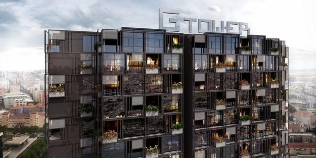 Mar Yapı ve Divan Grup'tan Basın Ekspres Yolu'na yeni proje: Divan Residence at G Tower