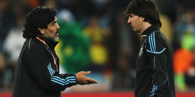 Maradona Putin ile görüşmeyi reddetti! Çünkü...