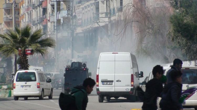 Mardin'de Nevruz sonrası ortalık karıştı