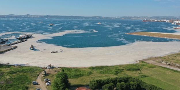 Marmara Denizi'ndeki seferberlik sürüyor