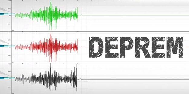 Marmara'da Yalova ve İstanbul'da hissedilen deprem