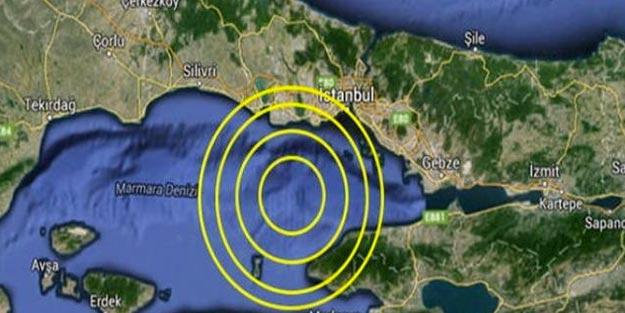 Marmara'daki fay nereden kırılacak? Son dakika deprem