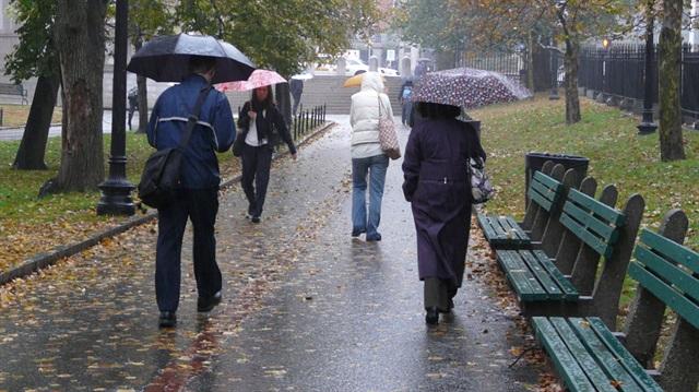 Marmara'nın batısında yağmur bekleniyor