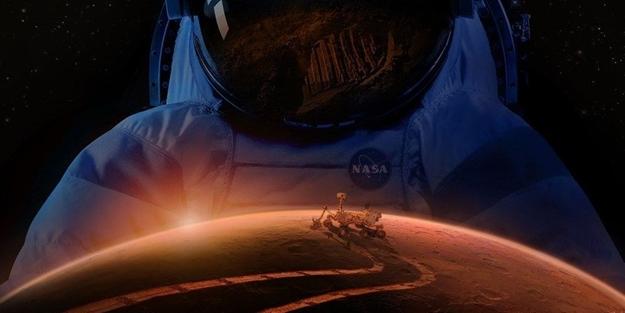 Mars'ın tuzlu suyundan oksijen ve yakıt üretecek teknoloji duyurdu