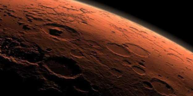 Mars'ta onlarca göl keşfedildi