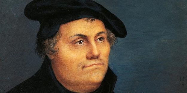 Martin Luther Kimdir