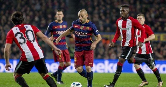 Mascherano 3 yıl daha Barcelona'da