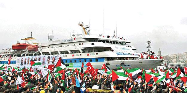 Mavi Marmara anlaşması iptal edilsin