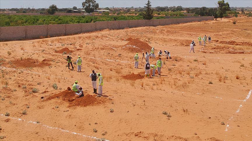Mayınlar, toplu mezarlar, infazlar: Libya'da Hafter'in çekildiği bölgelerdeki ihlalleri