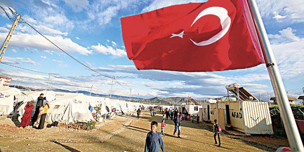 Mazlumların korunağı Türkiye