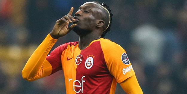 Mbaye Diagne'den Galatasaray'a mesaj: Ocak'ta görüşürüz