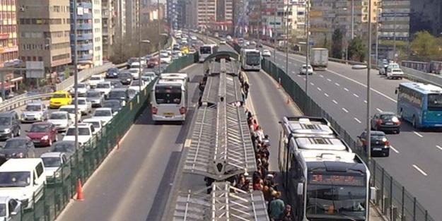 Mecidiyeköy'de canlı bomba alarmı