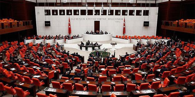 Meclis Genel Kurulunda 'terörle mücadele' tartışması: Taşeronların kafasını ezmeye gidiyoruz