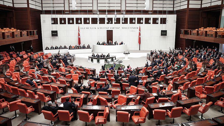 Meclis yeni vergi düzenlemesi için mesaide