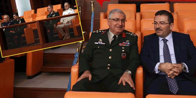 Meclis'te dikkat çeken ayrıntı… İlk kez ayrı oturdu