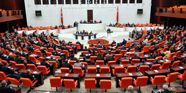 Meclis'te kravatlı terörist istemiyoruz