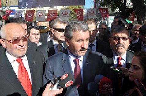 'Meclis'teki tablo birlik beraberlik açısından önemli'