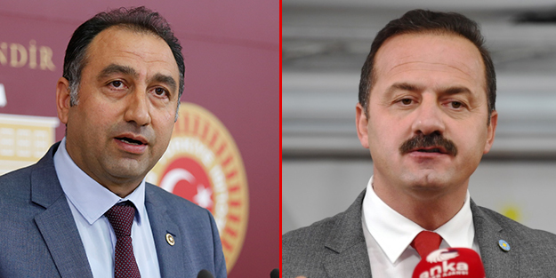 Medet umdukları partiyle birbirlerine girdiler! HDP'li vekilden İYİ Partili Ağıralioğlu'na ağır küfür!