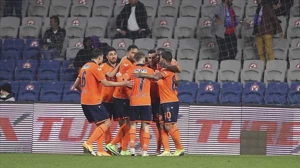 Medipol Başakşehir Beşiktaş maçı kaç kaç bitti? Başakşehir Beşiktaş maç sonucu