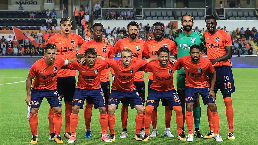 Medipol Başakşehir-Sevilla maçının kadroları belli oldu