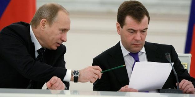 Rusya süreci resmen başlattı